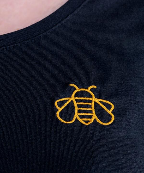 Detail - včielka Bzz